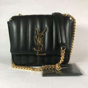 YSL small quilted crossbody bag